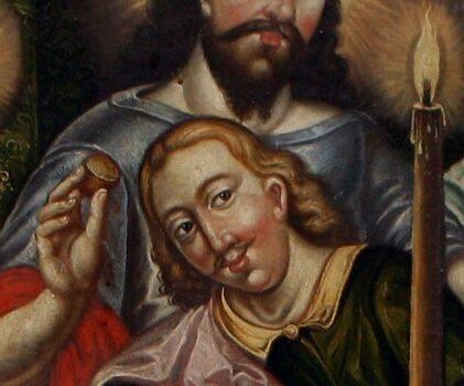 """Lidt om """"gaver"""" givet til Sct. Peders kirke i renæssancen"""