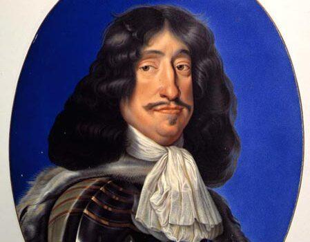 Mordet på Hans Ritmester i 1658
