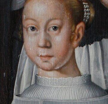 Topmodel fra 1600-tallet for voksne – Maren Rasmusdatter