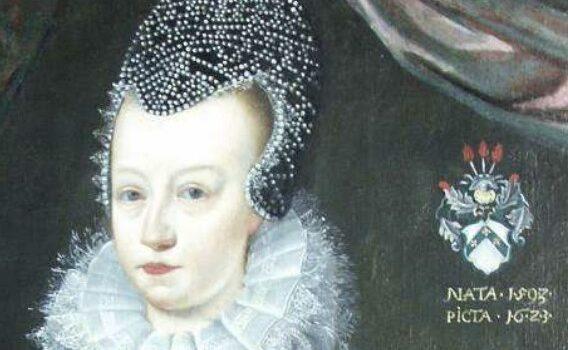 Topmodel fra 1600-tallet for voksne – Elisabeth Olufsdatter Rosensparre