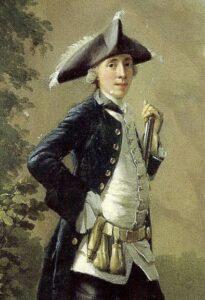 Borgere 1700 Peter Collett