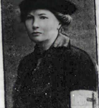 En dansk sygeplejerskes eventyr i Serbien i 1915