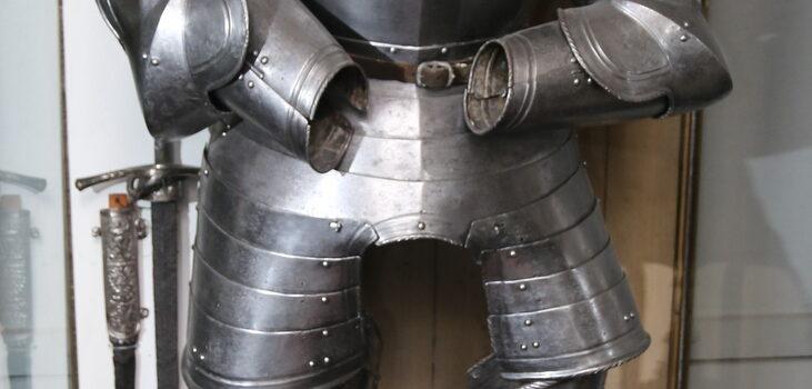 7 Herluf – og Børge Trolles rustninger