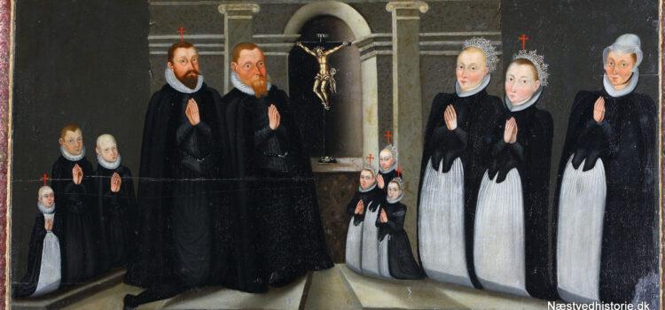 2 Ukendt familie – Sct. Peders kirke